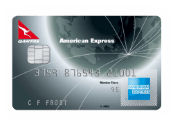 Amex Qantas Ultimate 25